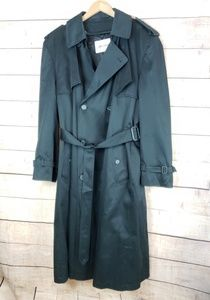 VTG Mazzoni Full Length 42 Long Trench Coat